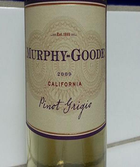 墨菲-古蒂灰皮诺干白Murphy-Goode Pinot Grigio