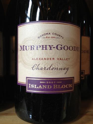 墨菲-古蒂小岛霞多丽干白Murphy-Goode Island Block Chardonnay