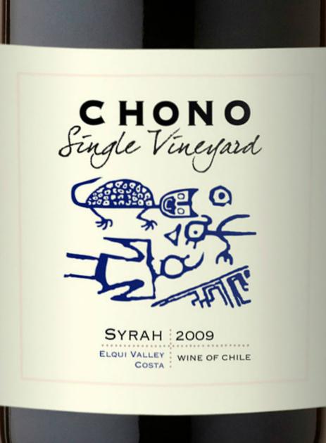 丛诺唯一庄园系列西拉干红Chono Single Vineyard Syrah
