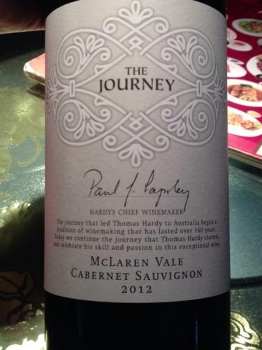 哈迪旅行赤霞珠干红Hardys The Journey Cabernet Sauvignon