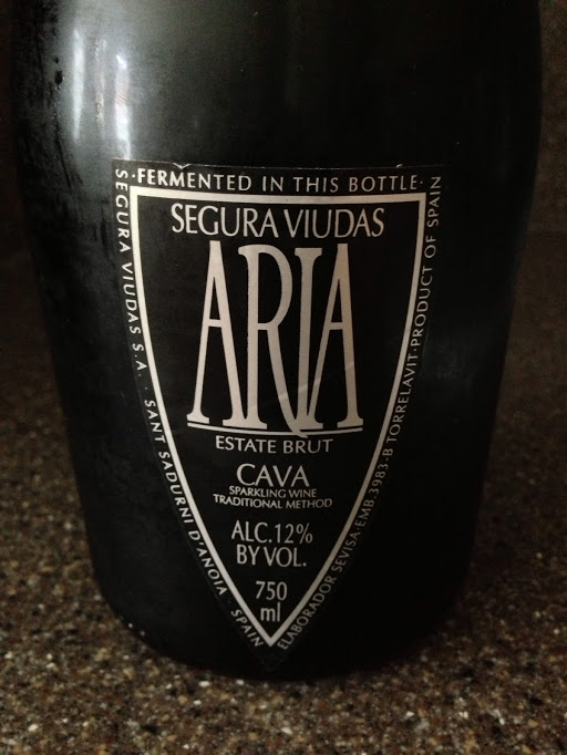 维达斯阿里亚黑皮诺起泡酒Segura Viudas Aria Pinot Noir Brut Cava