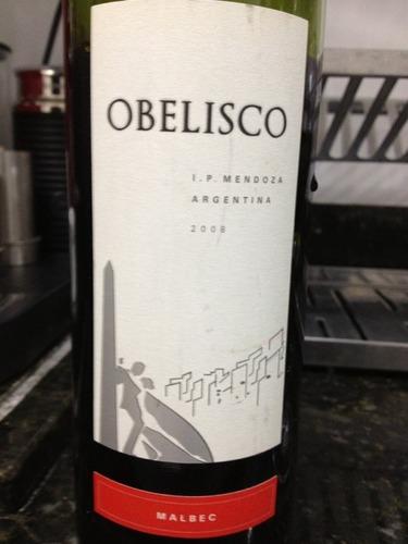 南士阿根廷庄园马尔贝克干红Terrasur Obelisco Malbec
