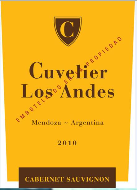 库维利安第斯赤霞珠收藏干红Cuvelier Los Andes Coleccion Cabernet Sauvignon