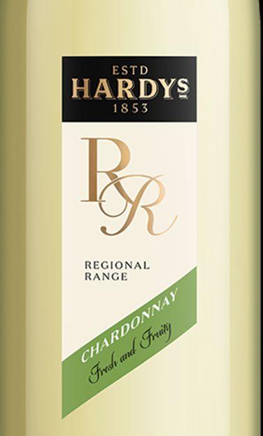 哈迪RR霞多丽干白Hardys RR Chardonnay