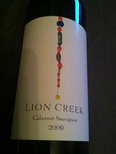 南品雅狮子湾赤霞珠干红Napier Winery Lion Creek Cabernet Sauvignon