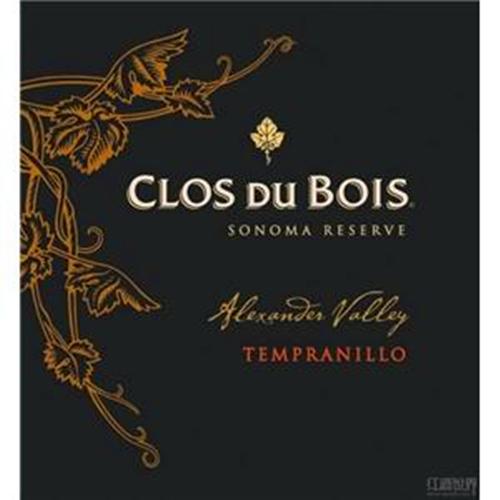 宝林酒堡永恒的丹魄干红Clos du Bois Ageless Tempranillo
