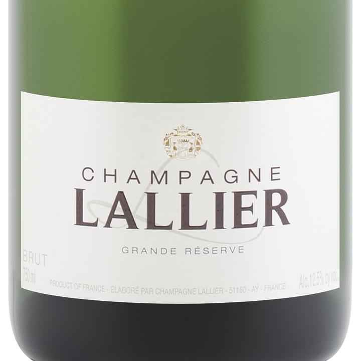 乐蕾 酒庄精选香槟Lallier Selection Brut
