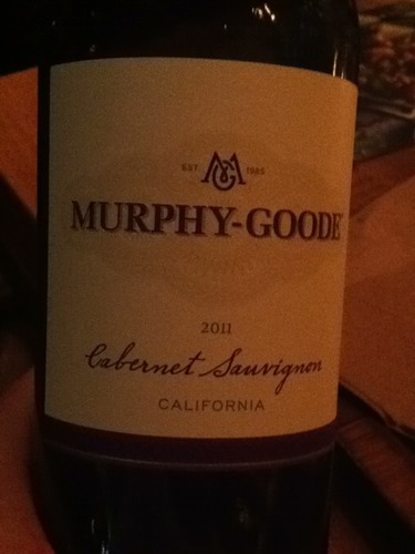 墨菲-古蒂经销商精选赤霞珠干红Murphy-Goode Dealer's Choice Cabernet Sauvignon