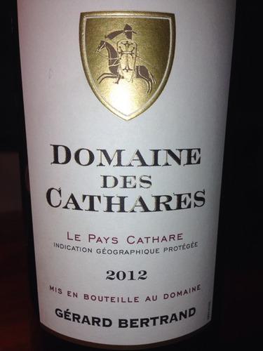 吉哈伯通卡特里干红Gerard Bertrand Domaine des Cathares Red