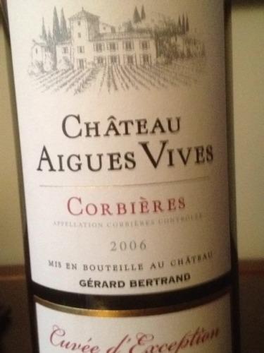 吉哈伯通艾格维特酿干红Gerard Bertrand Chateau Aigues Vives Cuvee Rouge