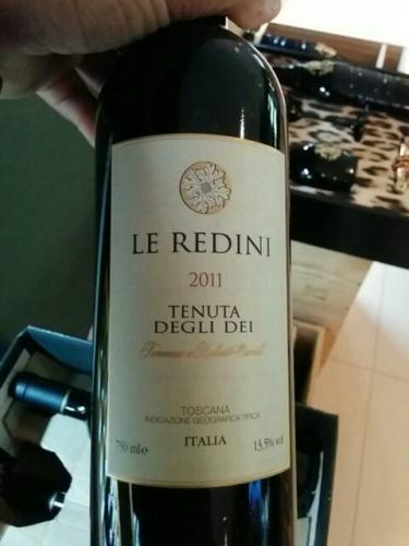 卡沃利乐迪尼干红Cavalli Le Redini Tenuta Degli Dei