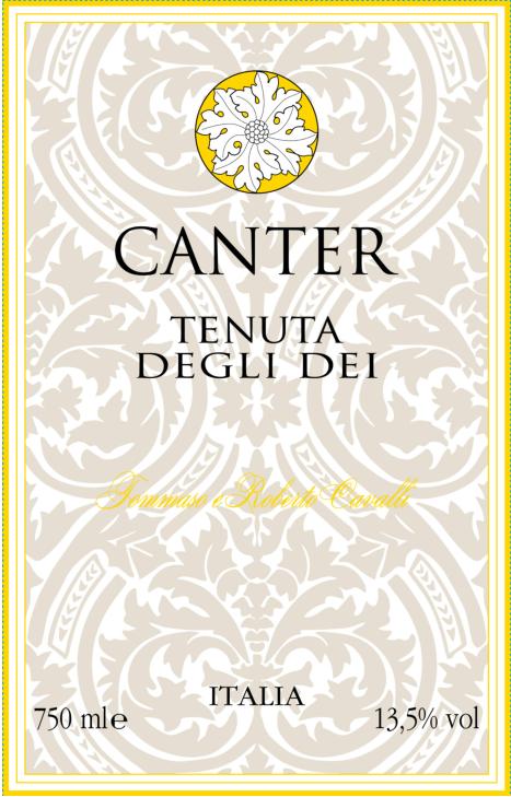卡沃利凯特干红Cavalli Tenuta Degli Dei Canter