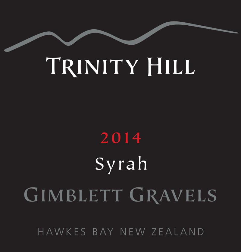三圣山吉布利特砾石园西拉红葡萄酒Trinity Hill Gimblett Gravels Syrah