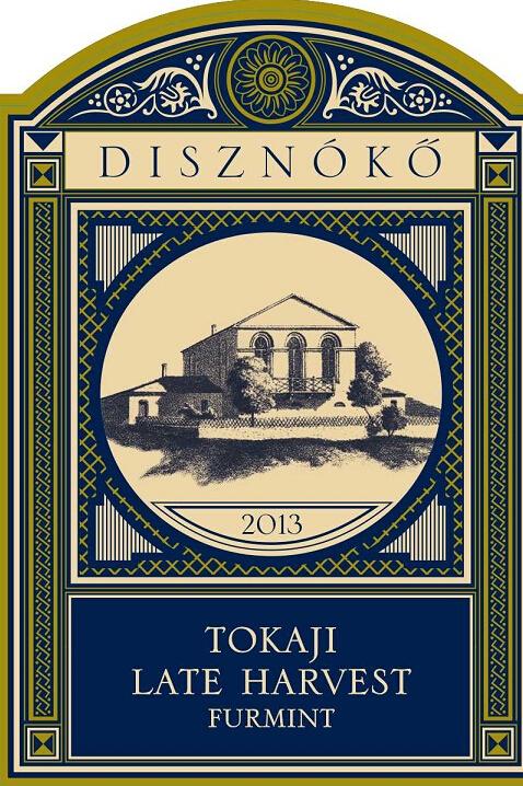 野猪岩晚摘甜白葡萄酒Disznoko Tokaji Furmint Late Harvest