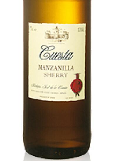 Bodegas Jose de la Cuesta Manzanilla Sherry