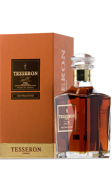 Tesseron Lot No. 76 X.O. Decanter