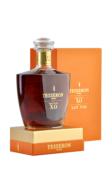 Tesseron Cognac Lot No. 65 XO Emotion