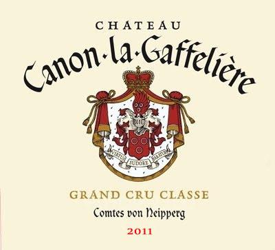 Chateau Canon La Gaffeliere Saint-Emilion Grand Cru