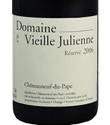 Domaine de la Vieille Julienne Reserve Chateauneuf-du-Pape
