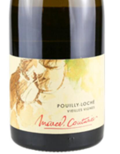 Marcel Couturier Pouilly-Loche Vieilles Vignes