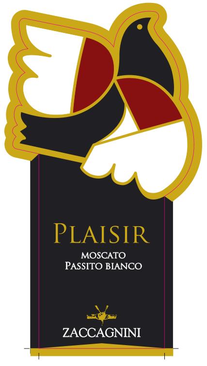 泽卡尼尼莱西莫斯卡托风干白葡萄酒Cantina Zaccagnini Plaisir Moscato Passito