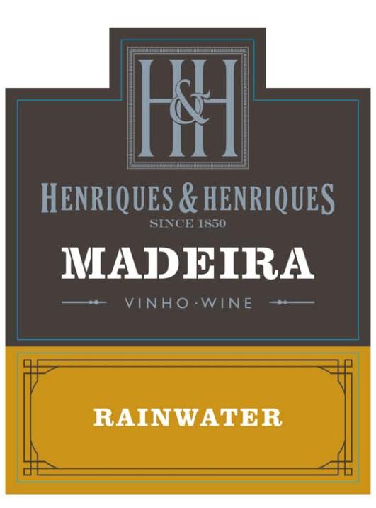 亨瑞克雨水马德拉利口葡萄酒H&H M Wine Rainwater AQ