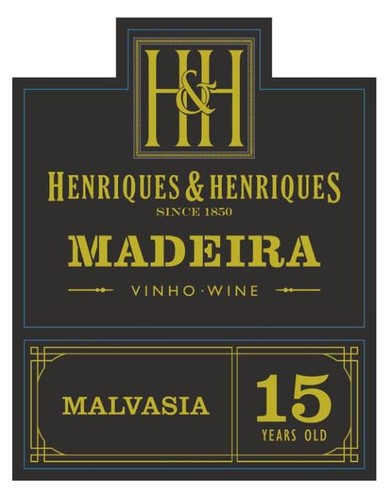 亨瑞克马德拉15年玛尔维萨利口葡萄酒H&H Mad.Wine Malvasia 15YO AO