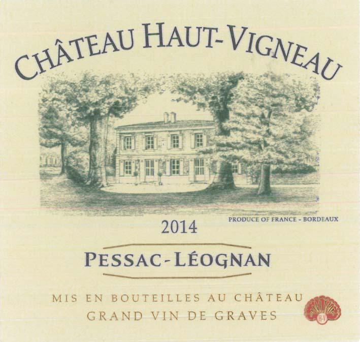 高维城堡干红葡萄酒Chateau Haut Vigneau