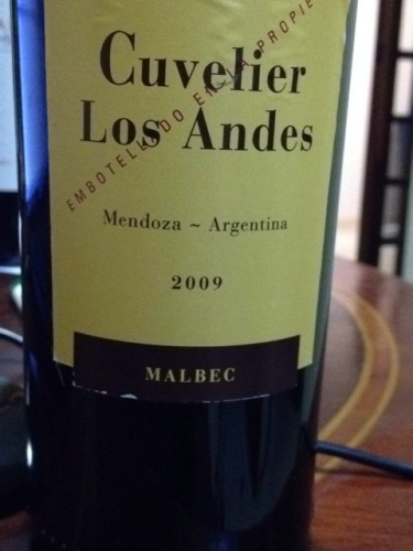 Mendoza Malbec