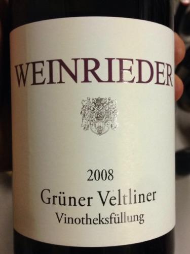Reserve Grüner Veltliner