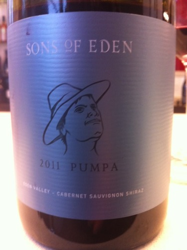 Pumpa Valley Cabernet Sauvignon Shiraz