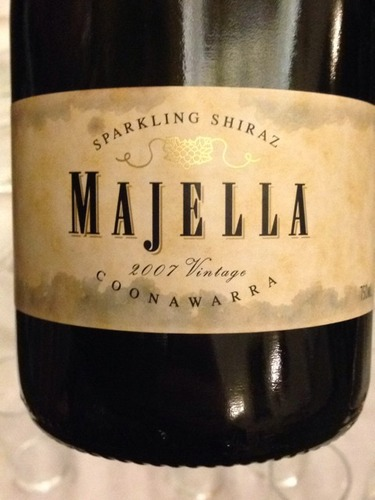 玛杰拉西拉起泡酒Majella Sparkling Shiraz