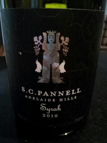 SC Pannell Syrah