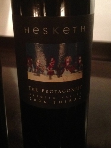 The Protagonist Shiraz