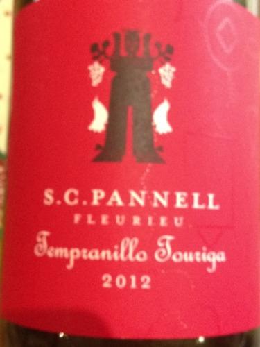 SC Pannell Tempranillo Touriga