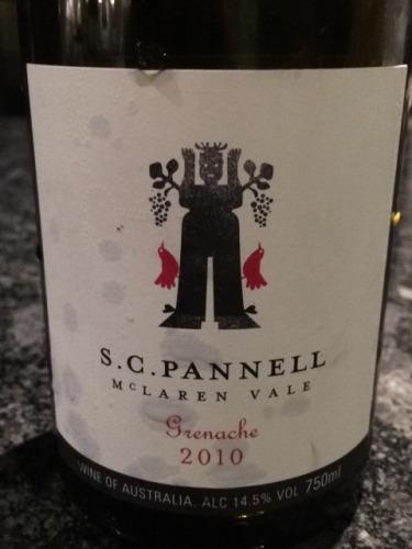 SC Pannell Grenache