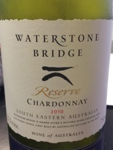 Bridge Reserve Chardonnay