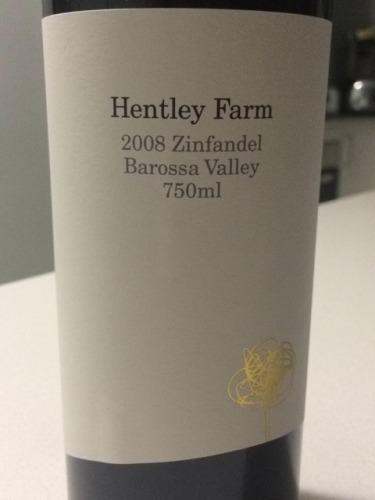 亨特利酒庄仙粉黛干红Hentley Farm Zinfandel