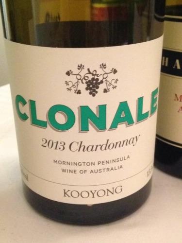 酷雍柯蓝霞多丽干白Kooyong Clonale Chardonnay