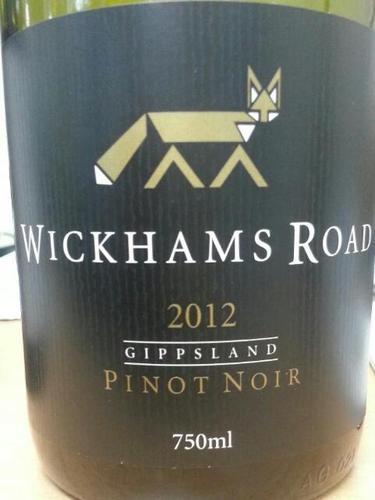 霍多溪维克汉姆系列黑皮诺干红(吉普史地)Hoddles Creek Estate Wickhams Road Pinot Noir