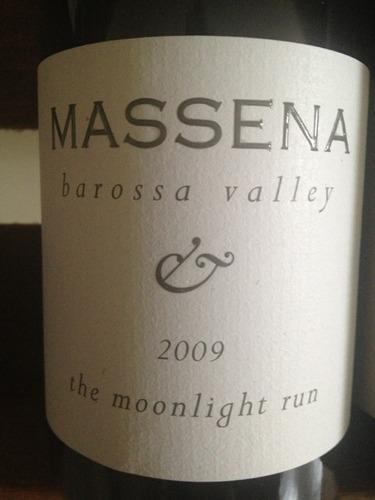马塞纳月光中奔跑干红Massena The Moonlight Run