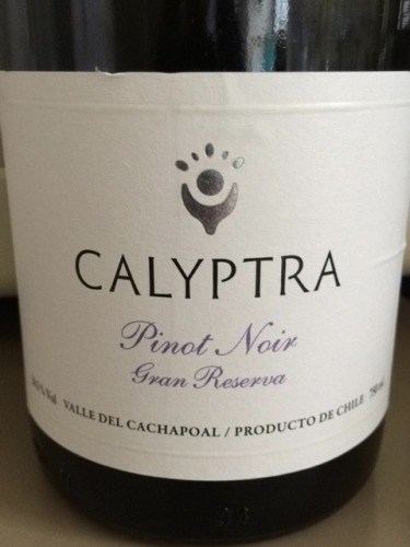Calyptra Gran Reserva Pinot Noir
