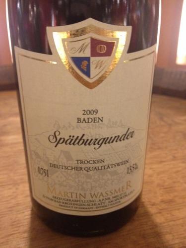 Baden Spätburgunder