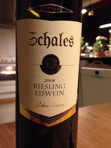 Eiswein Sweet Riesling