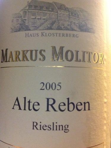 Alte Reben Riesling