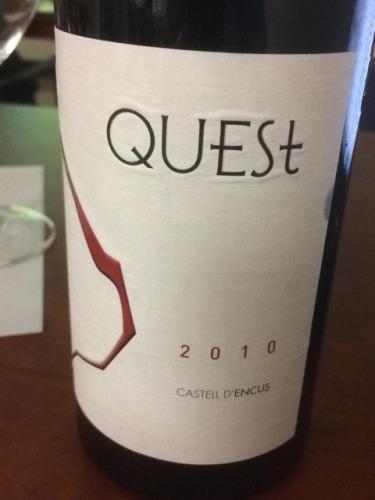 Castell d'Encus Quest