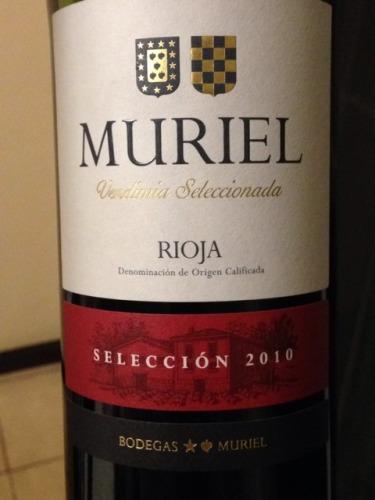 Rioja Seleccion Vendimia Seleccionada