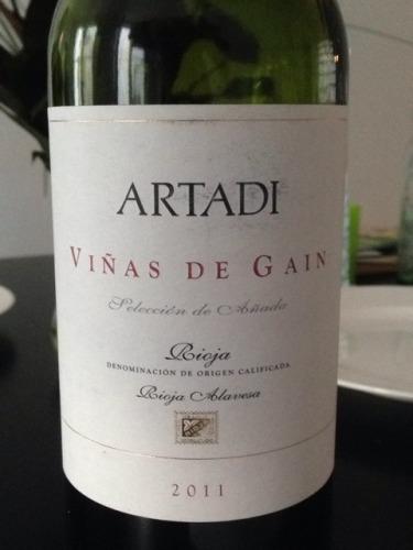 Viñas de Gain Rioja
