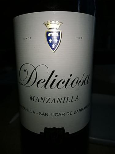 Deliciosa Manzanilla