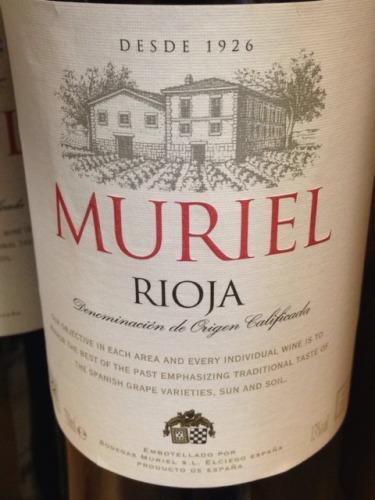 Crianza Rioja
